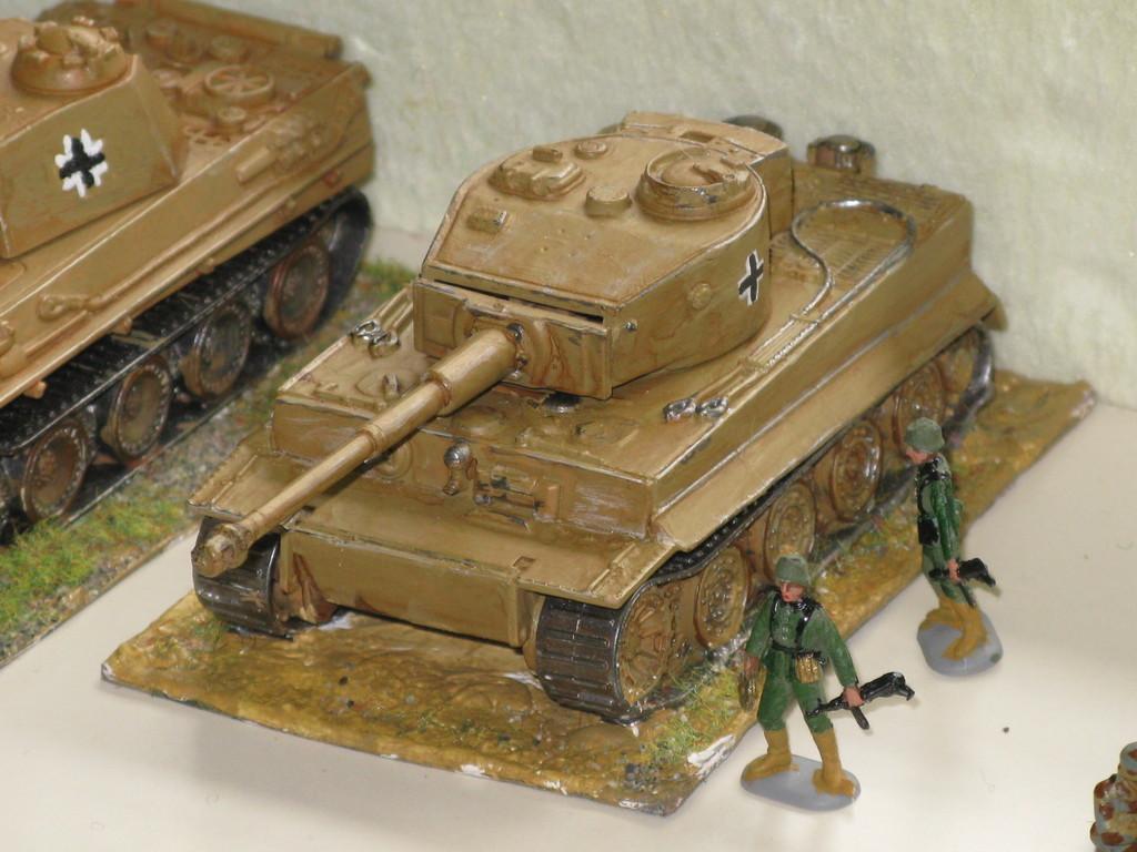 Carro armato tedesco Tigre I.