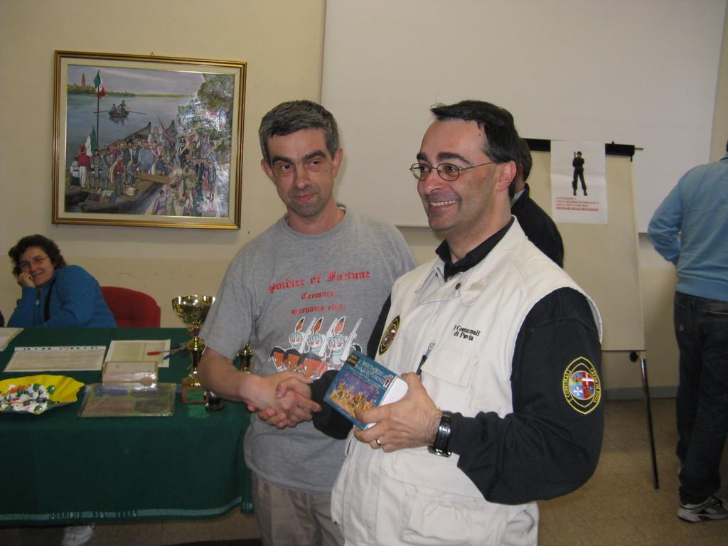 Vincitore premio ad estrazione - Cisotto.