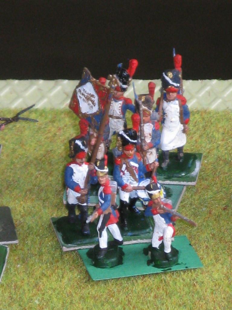 Granatieri della Guardia francesi.