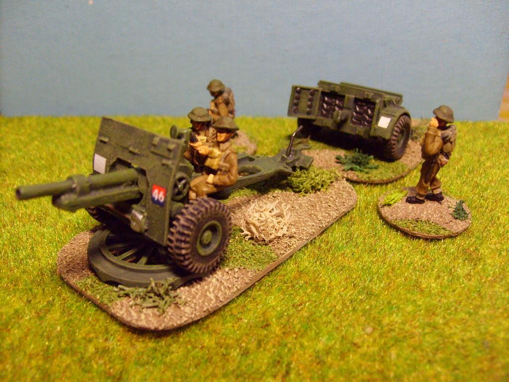 18-25 pdr (gun blitzkrieg, crew SHQ)