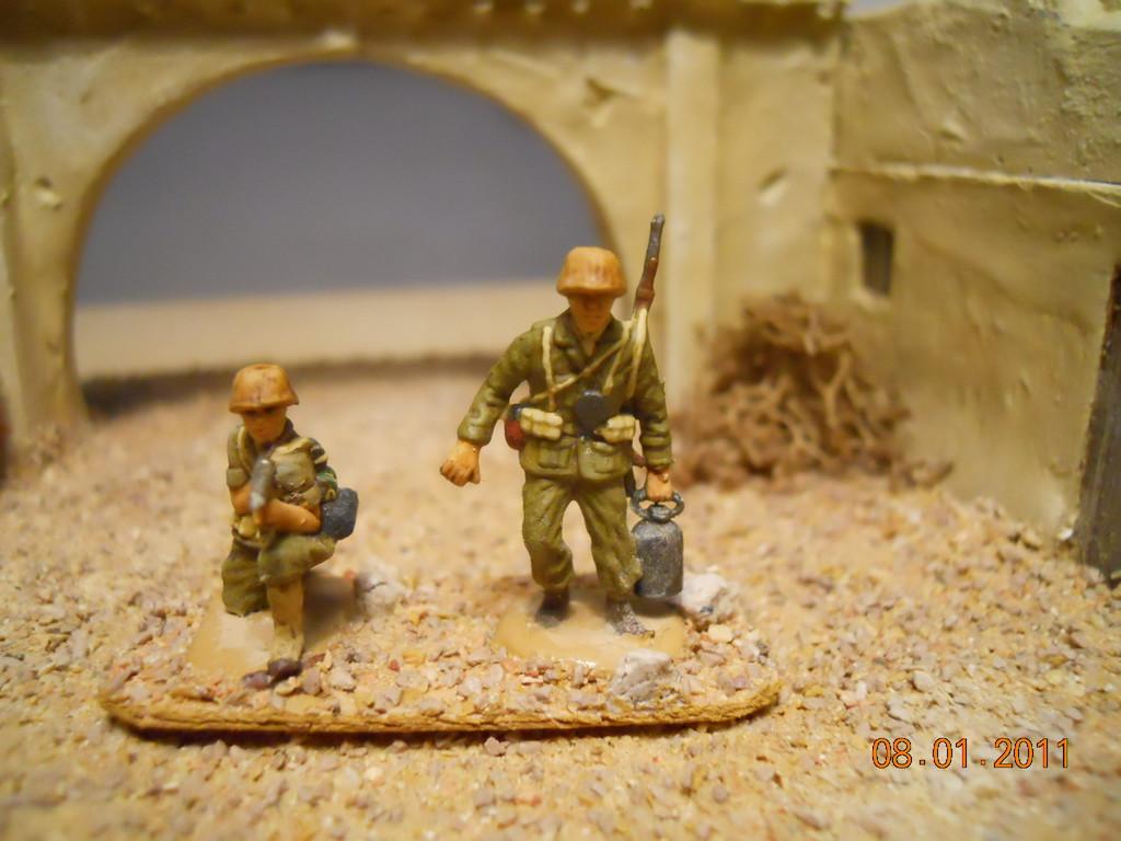 Fanteria - Infantry.
