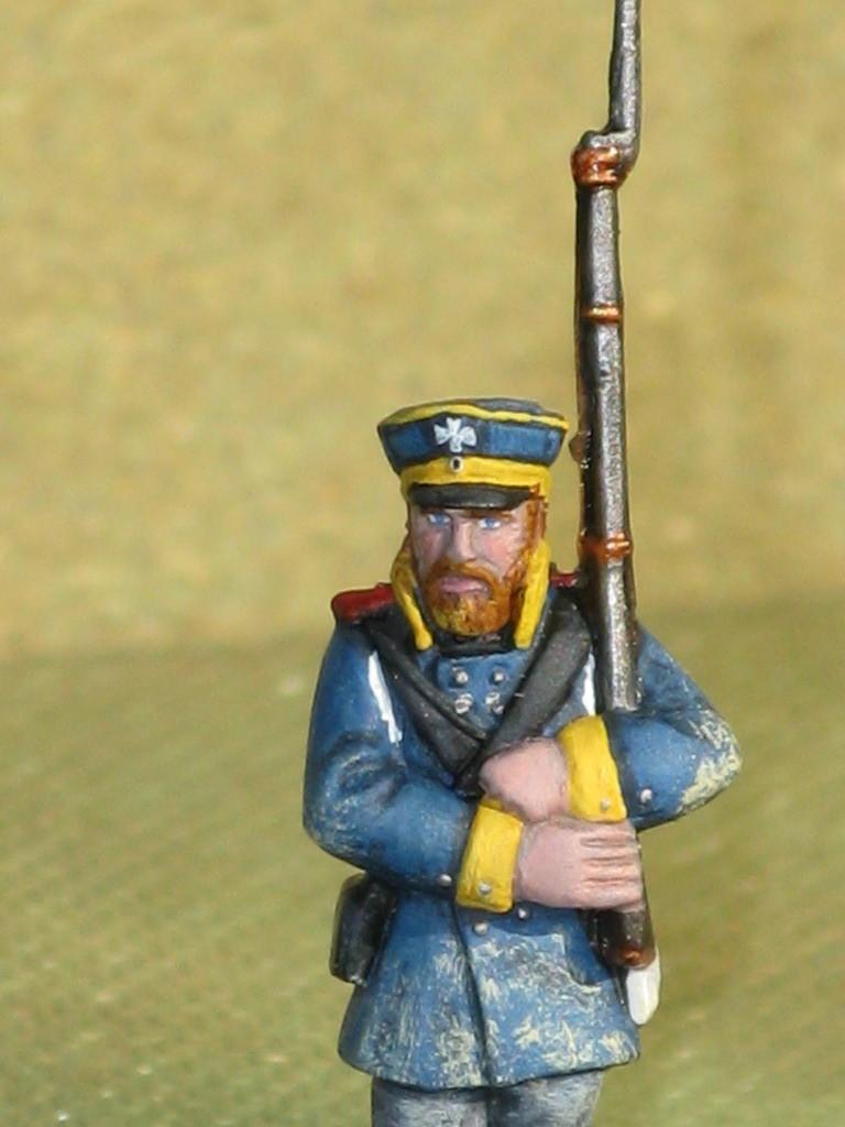 Silesian Landwehr Infantry.