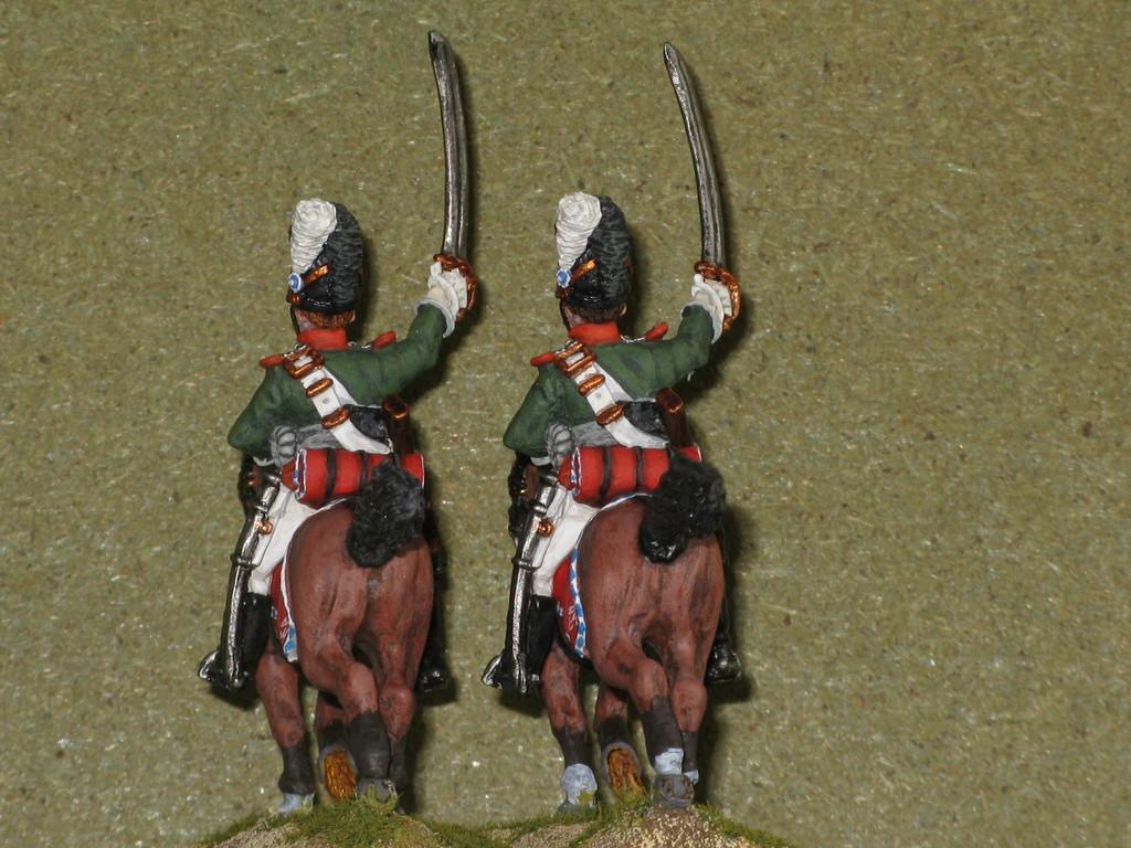 """2° Reggimento cavalleggeri """"Konig"""" - 2nd Chevau-Légers Regt. """"Konig"""""""