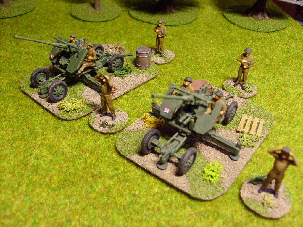 Bofors 40 mm AA (Airfix)