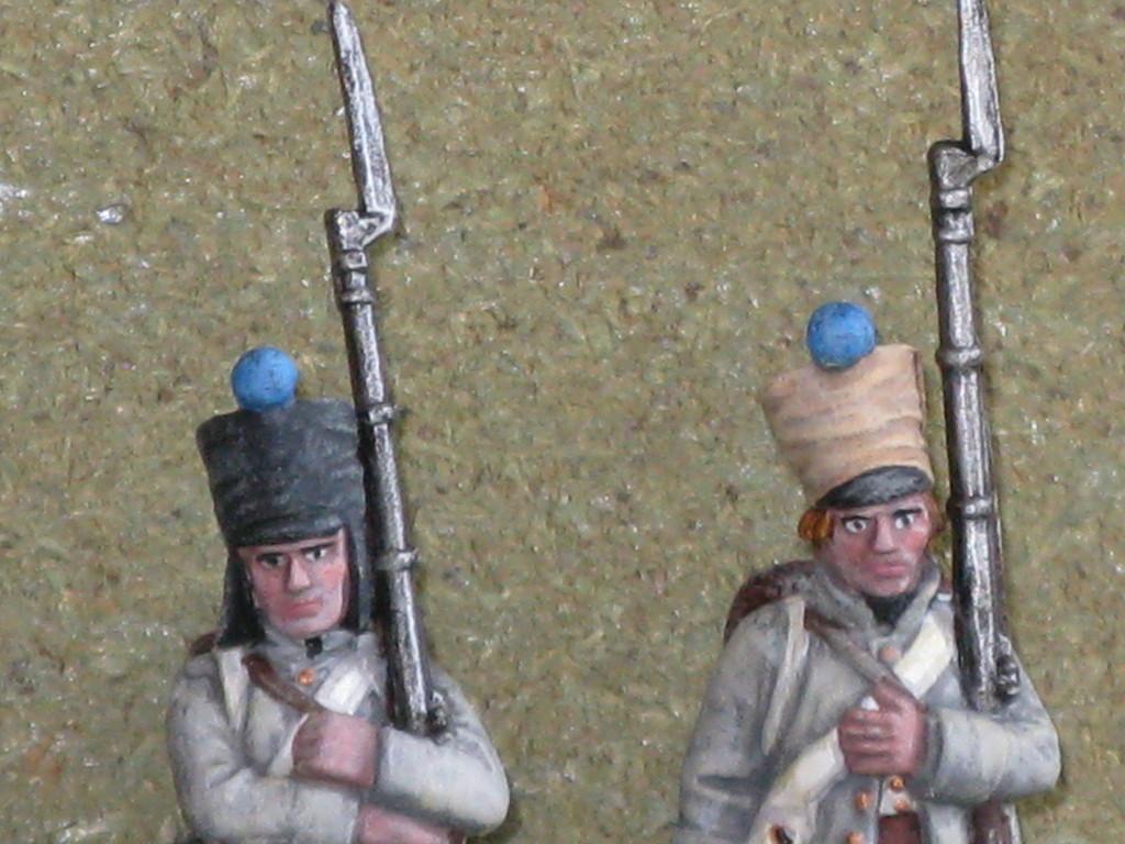 Fucilieri - Fusiliers.