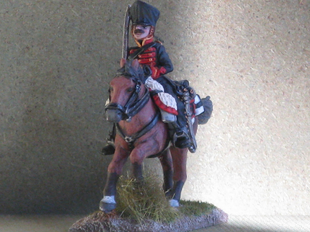 NCO Silesian national Cavalry Rgt.