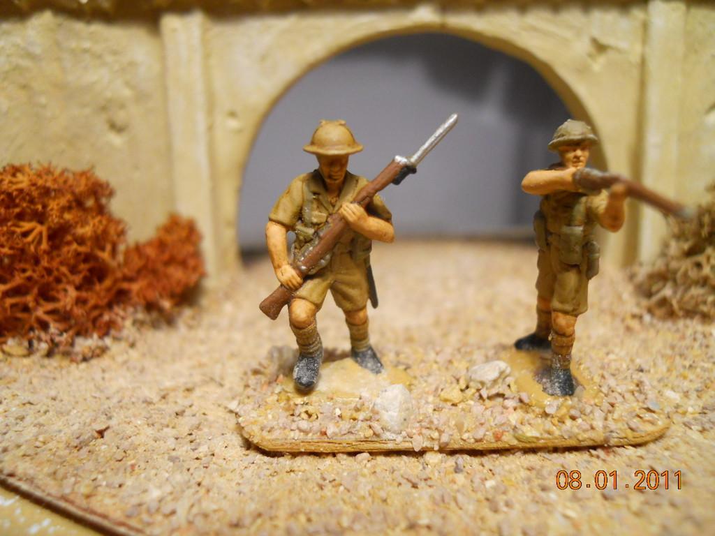 Fanteria - Infantry