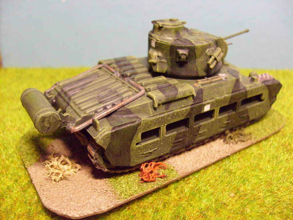 Tank Matilda II (Airfix)