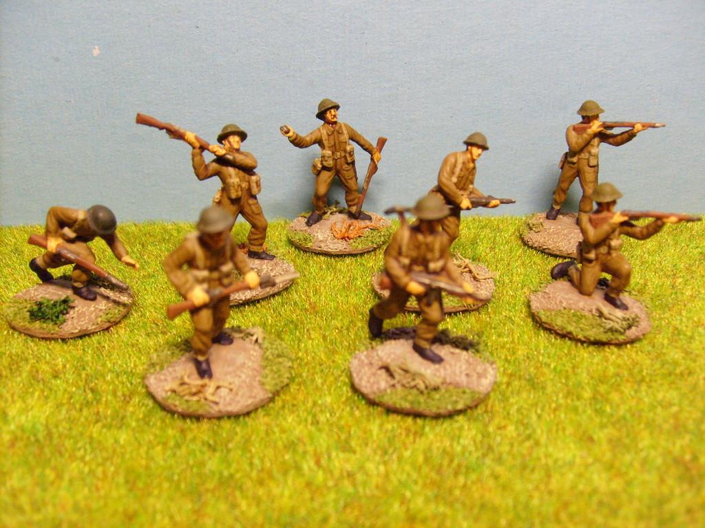 Fanteria - Infantry(Esci-Italeri)