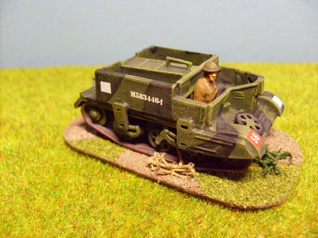 Bren carrier (Airfix)