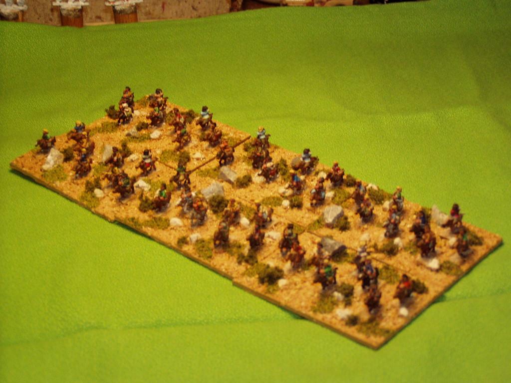 Arcieri a cavallo - Horse archers (CL).