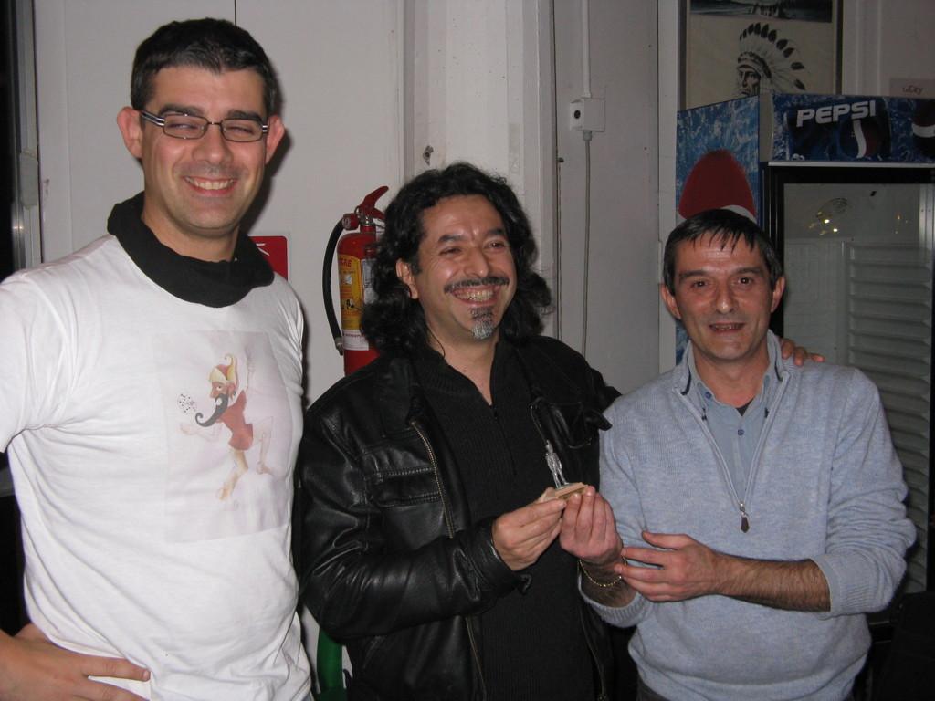Secondo classificato: Marco Gasbarri