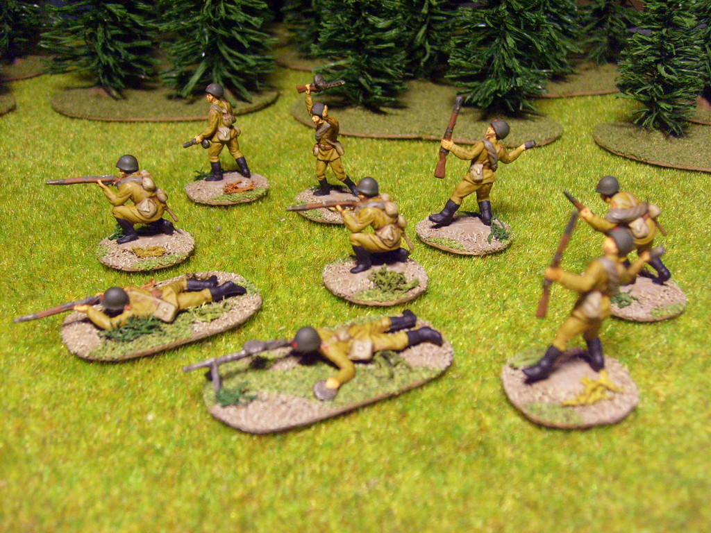 Infantry Company 2