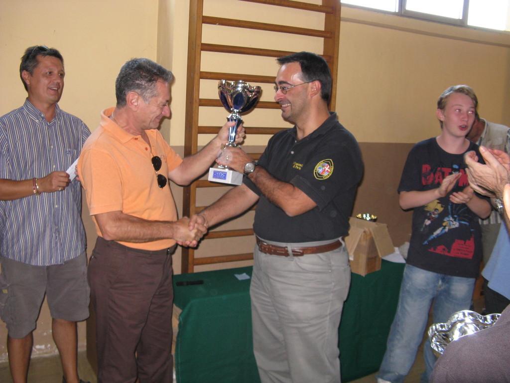 1° classificato - Maurizio Cisotto