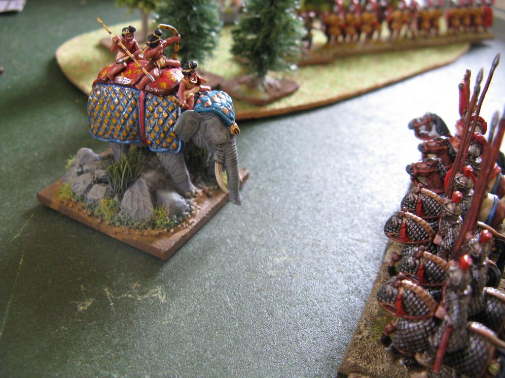 Elefanti in carica e.....