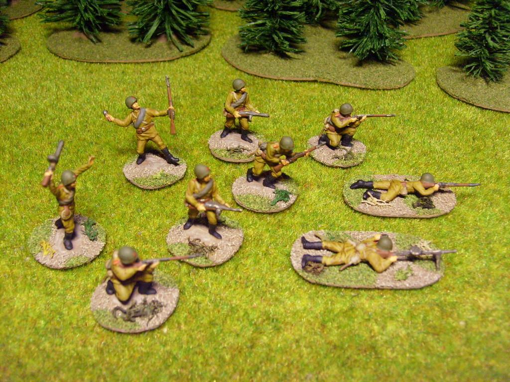 Infantry Company 3