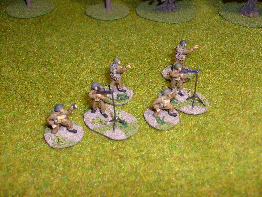 Infantry (SHQ) Bren AA