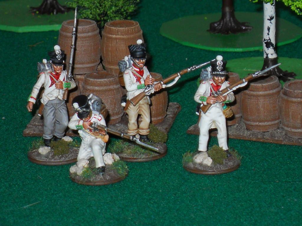 Fucilieri di linea - Line Fusiliers.