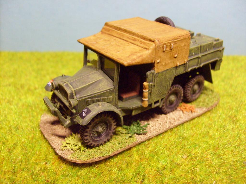 Morris 6x4 (Airfix)
