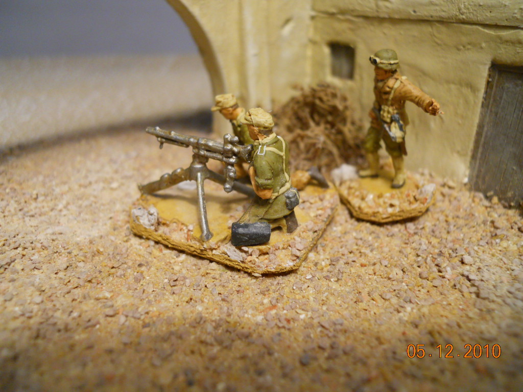 Mitragliatrice MG 34 - Machine gun MG 34.
