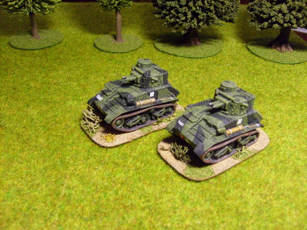 Tank Mark VI (Frontline)