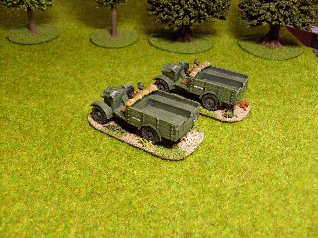 Morris 15 CWT (Frontline)