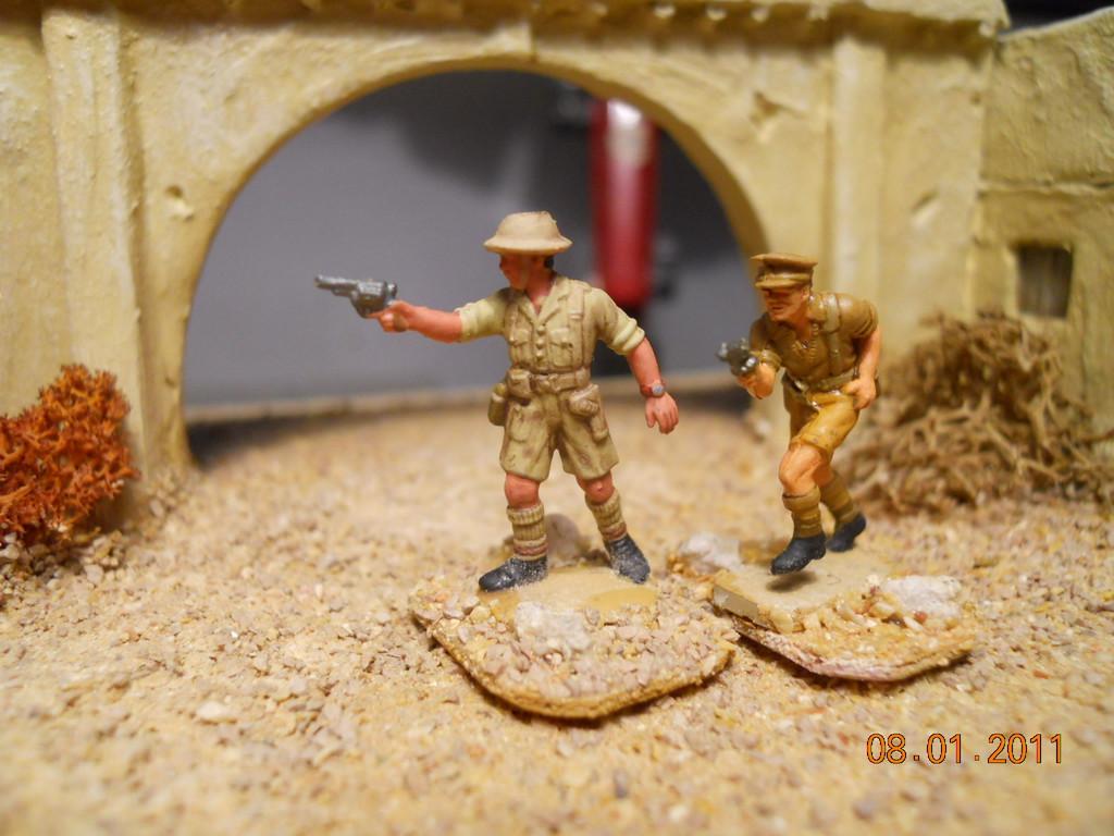Ufficiali - Officiers.