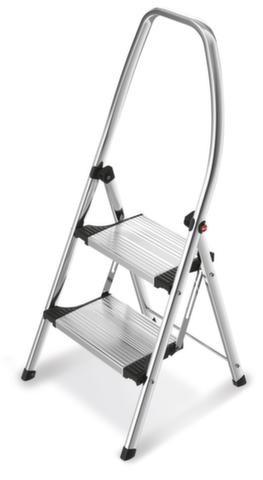 Klapp-Tritt Leiter, Leitern - zu finden im Katalog S. 563 lagerconsulting.at
