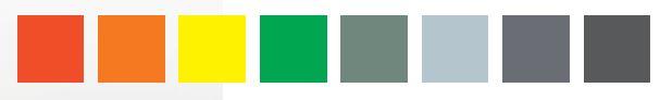 Regale auf Schienen Fronten aus Metall verschiedene RAL Farben - lagerconsulting.at