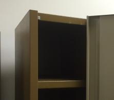 Garderobenschrank / Spinde gebraucht sehr guter Zustand