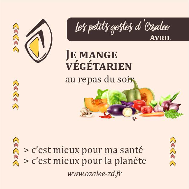 manger végétarien, vegan