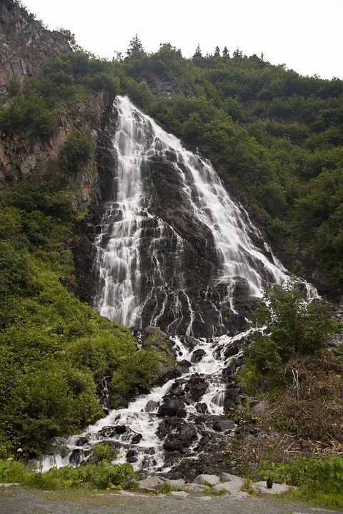 Birdal Veil Falls