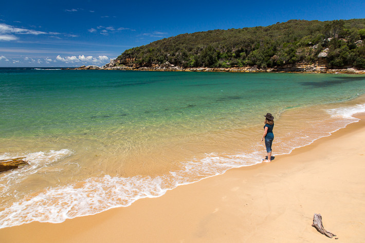 Wattamolla ist ein Wort aus der Sprache der Aboriginal.