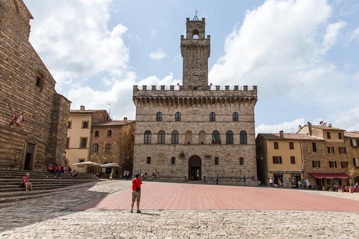 Palazzo Communale / Piazza Grande