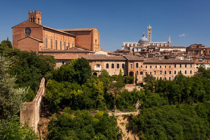 Duoma & Basilica di San Domenico