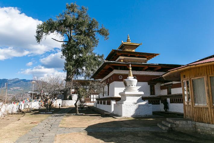 Tempel Kyichu Lhakhang