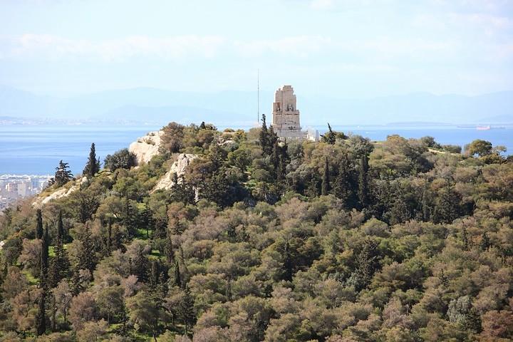 Philopáppos-Denkmal