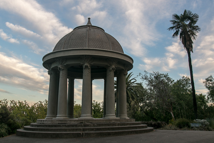 Temple of the Winds, Royal Botanic Gardens (Melbourne)