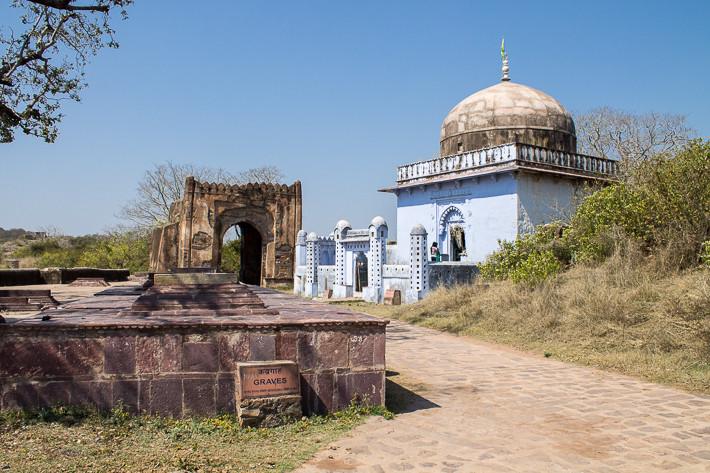Muslimische Grabanlagen