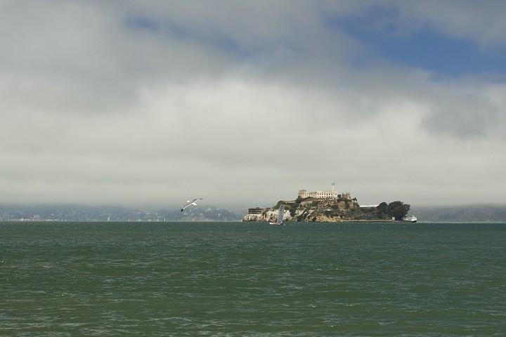 Insel Alcatraz - die berühmte Gefängnisinsel