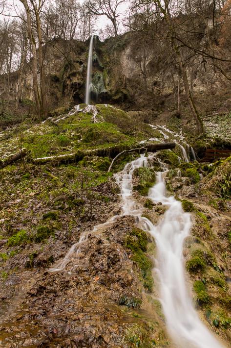 Der Uracher Wasserfall