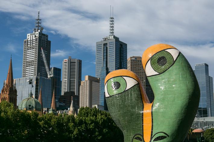 Melbourne wurde 1837 nach dem damaligen britischen Premierminister Lord Melbourne benannt.