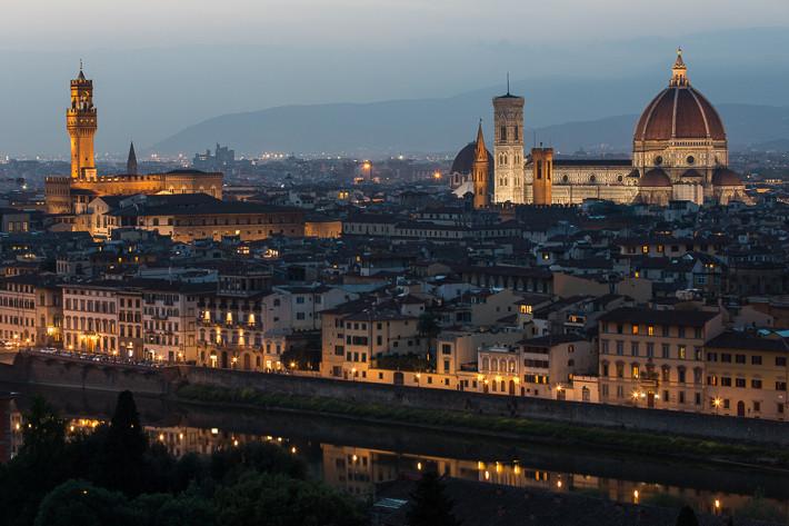 Palazzo Vecchio & Duomo