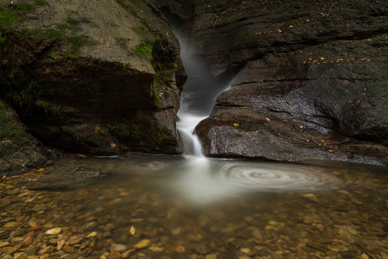 Wasserfall der Starzel