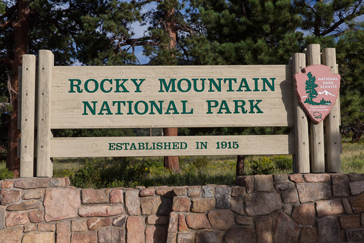 """Rocky Mountain National Park"""
