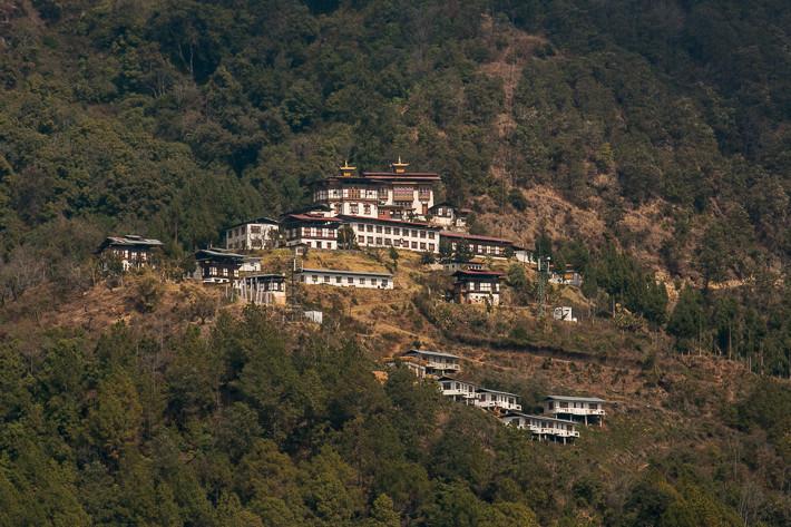Eine Schule für Mönche.