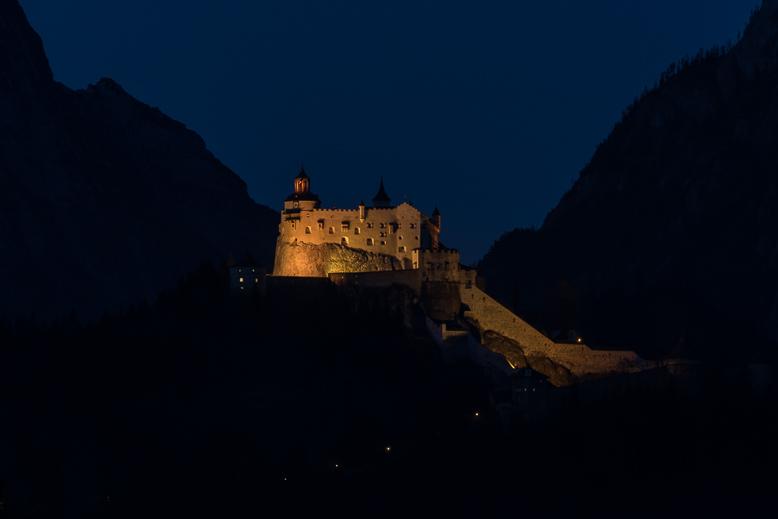 Festung Hohenwerfen (Österreich)