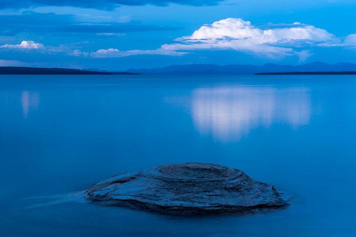"""Fishing Cone zur """"Blauen Stunde"""""""