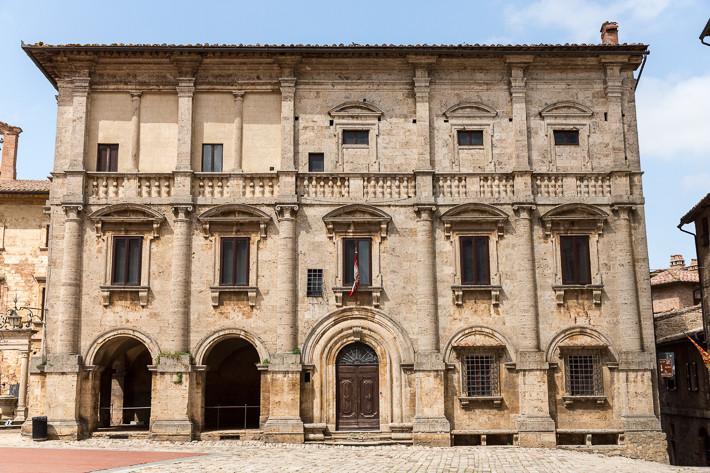 Palazzo Tarugi von Sangallo