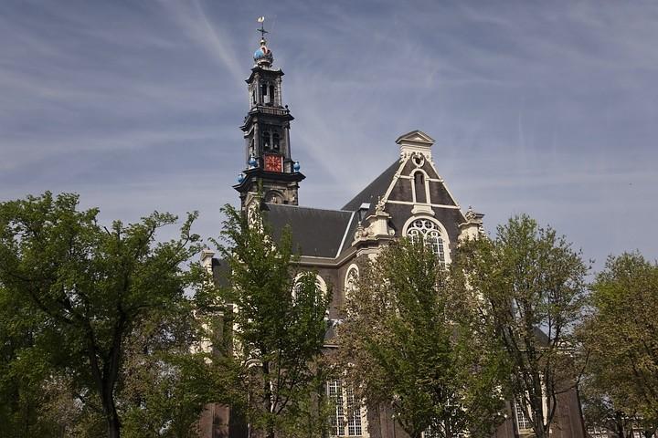 Westerkerk Prinsengracht Keizersgracht Amsterdam